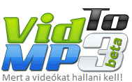 Youtube to mp3 letöltés, mp3 downloader